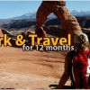 Work & travel for 12 months