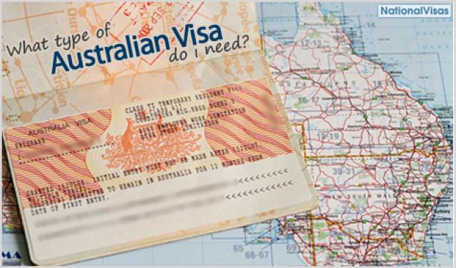 Australia Work And Travel Visa Requirements
