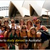 What Is It Like to Study Abroad in Australia?