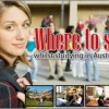 Where to stay whilst studying in Australia?