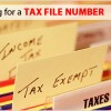 Getting a tax file number, migrants and temporary residents