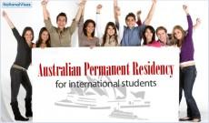 Australian Permanent Residency for international students