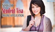 Key steps in applying for an Australian student visa