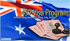 Stricter 457 Visa program requirements take effect in July 2013