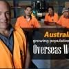 Overseas migrants huge part of Australia's growing population