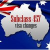Current changes to the 457 visa