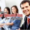 Types of employer sponsored visas in Australia