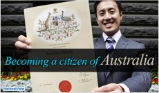 Do you want to become a citizen of Australia?