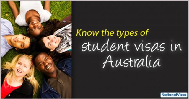 What Australian student visa applies to you?