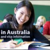 Study in Australia: Cost and visa information