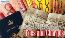 Australian Visa Application Fees & Charges