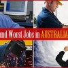 Job conditions in Australia for 2013
