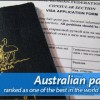 Australian passport touted as one of the best in the world