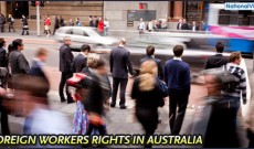 Rights of foreign workers in Australia