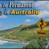 Common pathways to Permanent Residency via a Skilled Visa