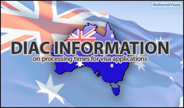 diac information on processing times for visa applications australia visa immigration. Black Bedroom Furniture Sets. Home Design Ideas