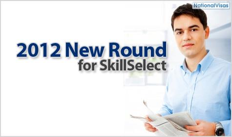 September 2012's Next Round of SkillSelect
