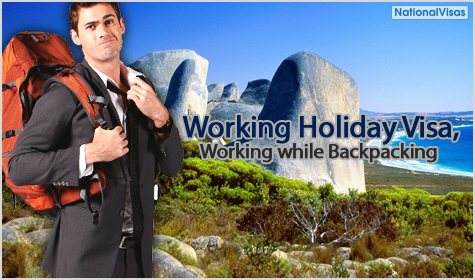 Image result for working holiday