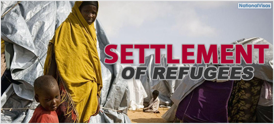Settlement of refigees