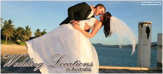 Wedding Locations in Australia
