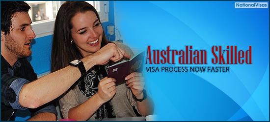 FasterAustralian Skilled Visa Process