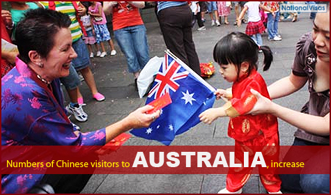 Australian Tourism Targets Chinese Travelers
