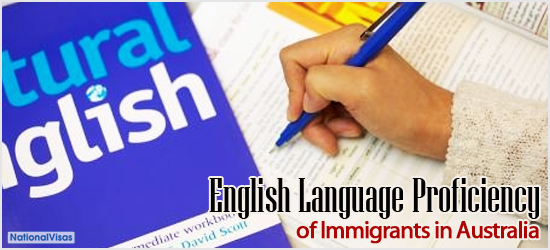 English Language Proficiency of Immigrants in Australia
