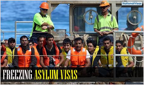 Abbott Says Freezing Visas for Asylum is not Racist