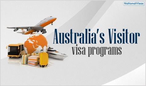Australia is the preferred destination for visitors