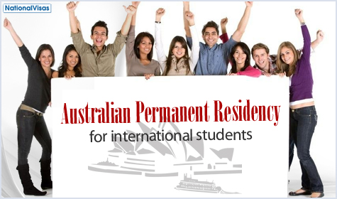 Australian Permanent Residency for international students