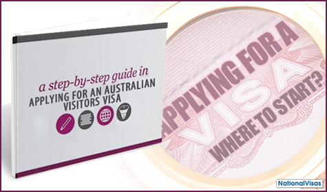 how to get visitors visa for australia