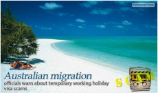 Immigration warning: Temporary working holiday visa scam on the loose