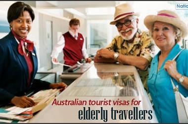 Australian travel for the elderly