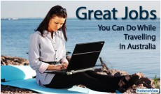 4 jobs to do while travelling in Australia
