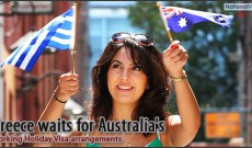 Greece ready to sign working holiday agreement with Australia