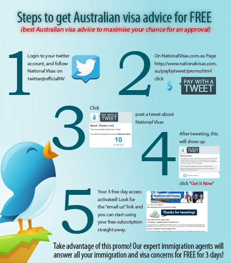 how to get free visa