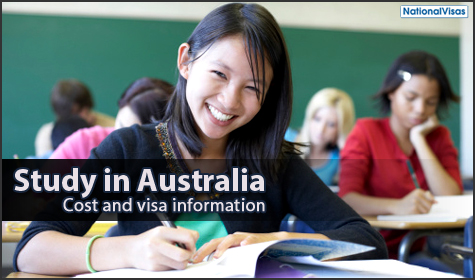 Student Visa 101: Cost and visa details