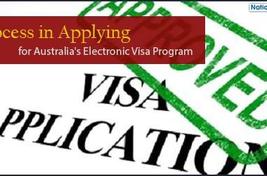 Australian migration tip: Applying for an Electronic Visa