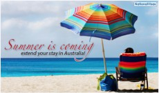 """Australian Visitor Visas – """"onshore"""" extension information"""