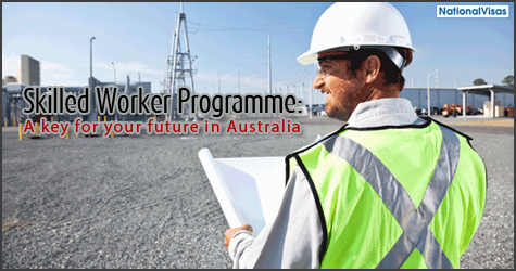 Skilled Worker Programme: A key for your future in Australia