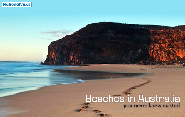 Discover Australia's less known paradise beaches
