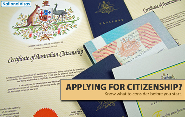 Australian citizenship application documents and for Documents for apply citizenship