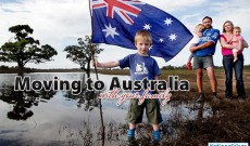 Moving to Australia with your family