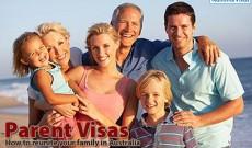 Parent Visas – Understand your visa options to reunite your family in Australia