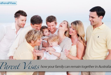 Parent Visas – Understand your visa options so your family can remain in Australia