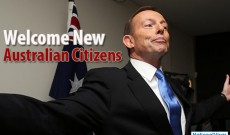 Abbott recognises migrant contributions at the 2014 Migration and Settlement Awards