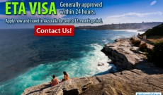 ETA: The easiest way to travel to Australia