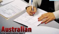 Common errors to avoid when lodging an Australian visa application