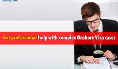 Applying for a visa onshore while unlawful or as a bridging visa holder