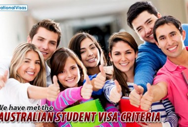 Important Visa Criteria To Be Met by Australian Student Visa Applicants